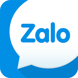 Contact with Zalo
